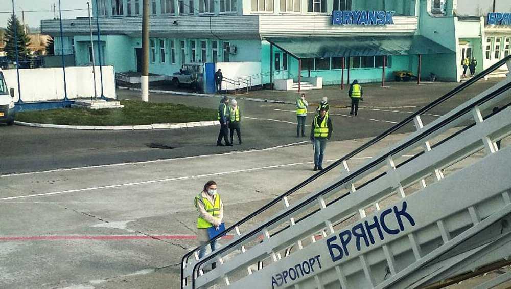 Международные авиарейсы из Брянска могут начаться в июле
