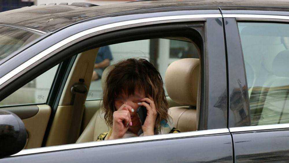 Брянскую водительницу принудили оплатить 41 штраф