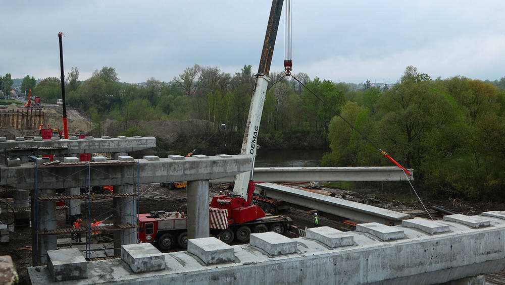 Новый Литейный мост обещали открыть уже в сентябре