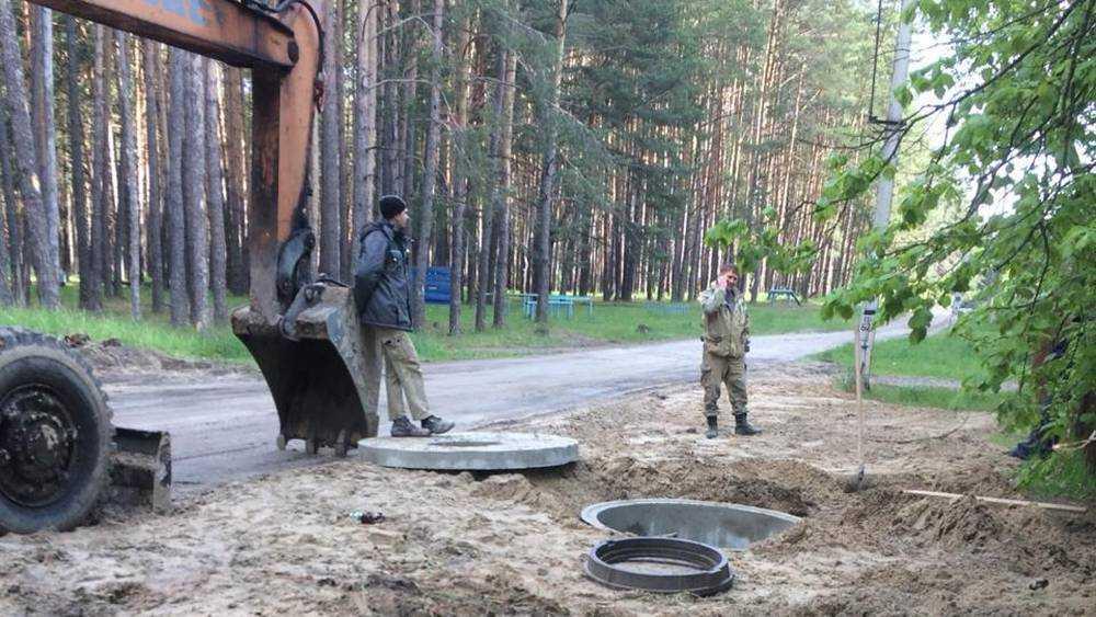 В Нетьинской школе Брянского района провели ремонт