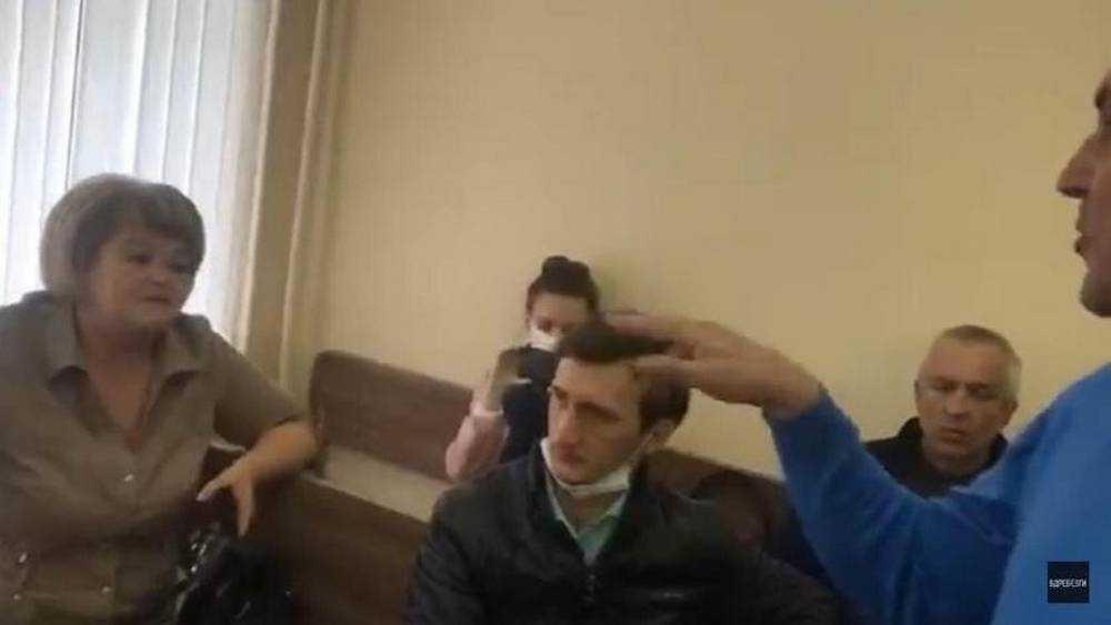 Главу брянского телеканала Сергеенко стали лечить от коронавируса