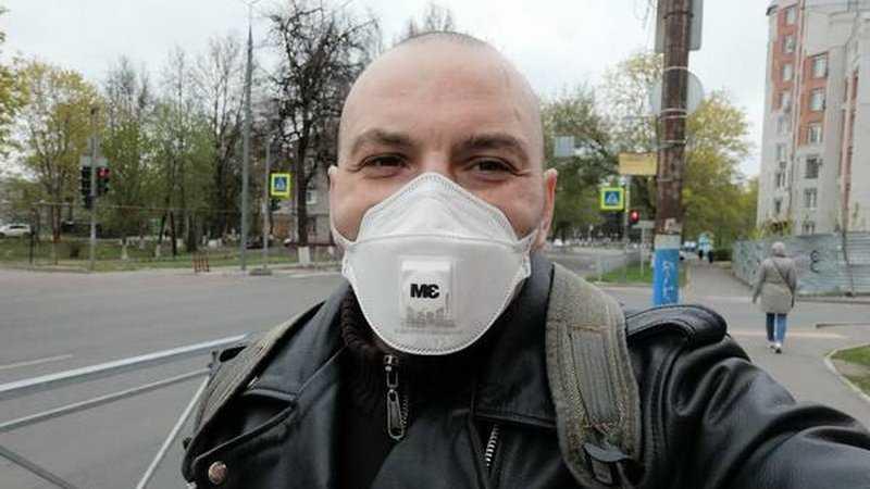 Брянский журналист заподозрил заражение коронавирусом