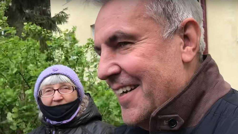 Брянский обвиняемый Коломейцев устроил шоу в полиции