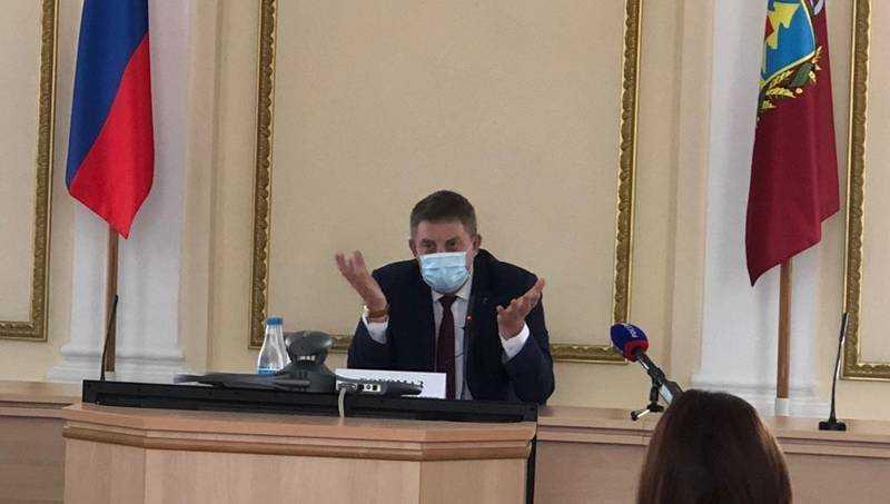Брянский губернатор опроверг слухи о ложных диагнозах COVID-19