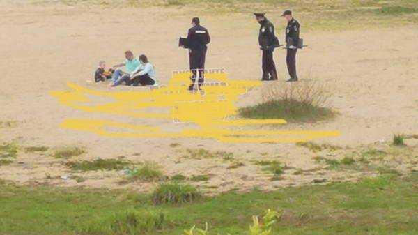 За монастырем брянская полиция нашла нарушителей самоизоляции