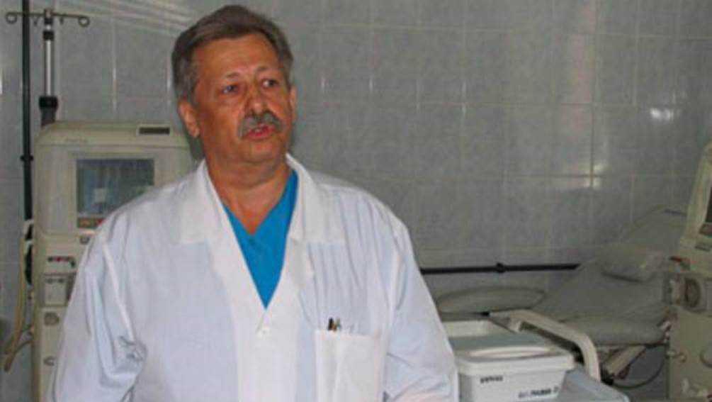 Заслуженный врач Юрий Бухниев скончался в Брянске от коронавируса