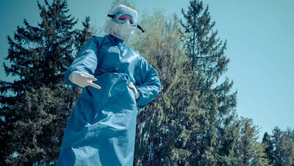 В Брянской области опубликовали новую статистику заболеваний COVID-19