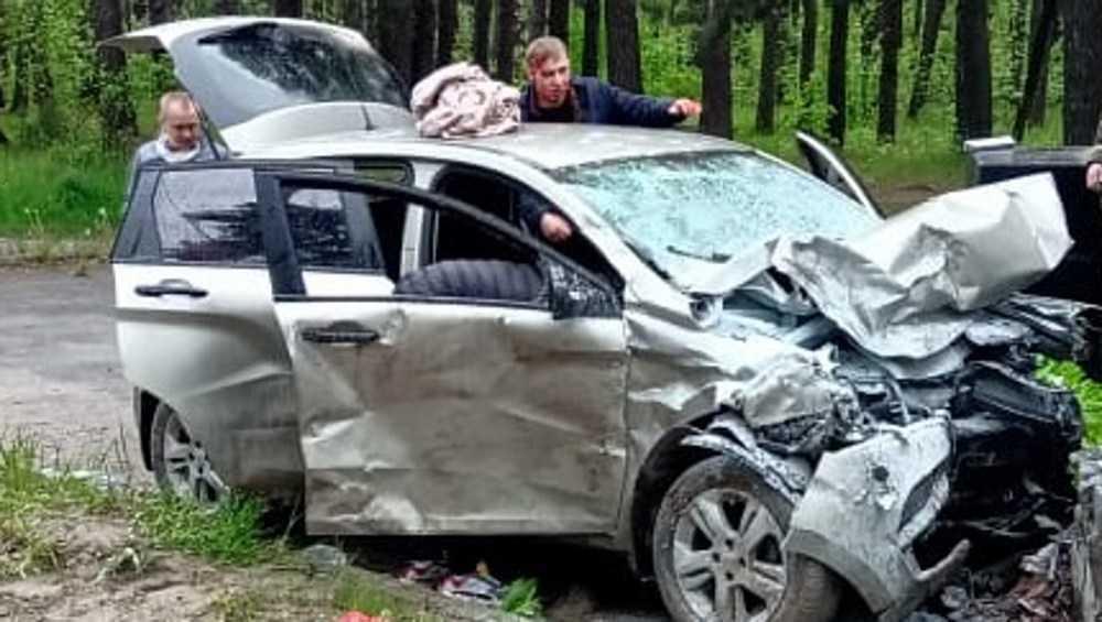 После трагического ДТП под Брянском 18-летний водитель впал в кому