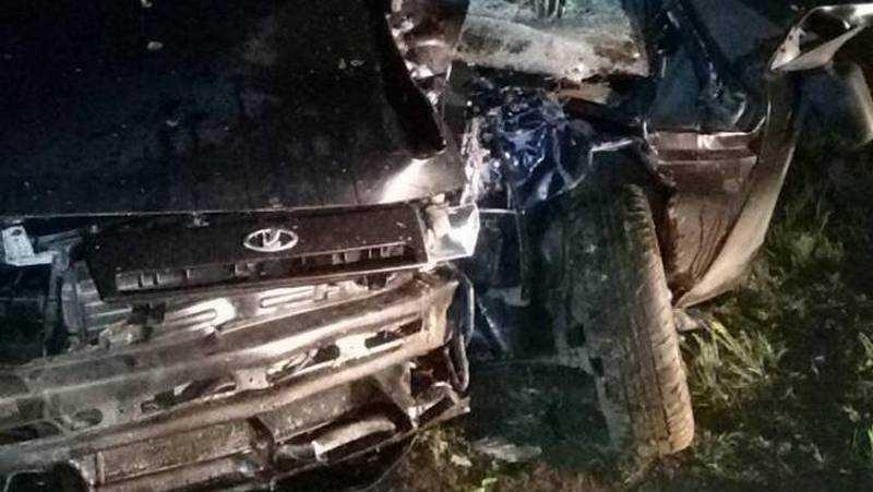 В Климове после ДТП погиб 20-летний парень