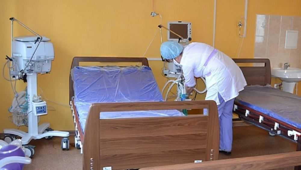 В Фокино для заболевших коронавирусом развернули госпиталь на 80 коек