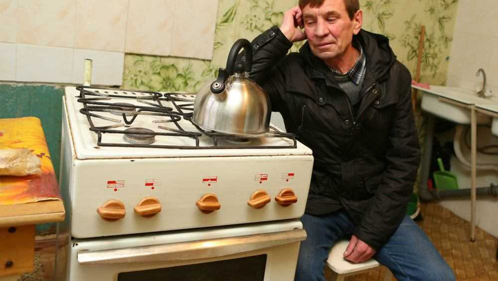 Жители ряда брянских сел на три дня остались без газа