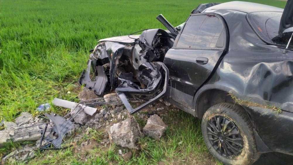 Под Новозыбковом в страшном ДТП погиб 33-летний водитель