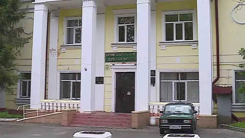 В Брянске открыли детский госпиталь для больных коронавирусом