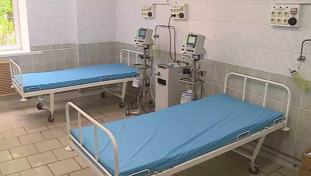 В Брянске отрыли детский госпиталь для заболевших коронавирусом