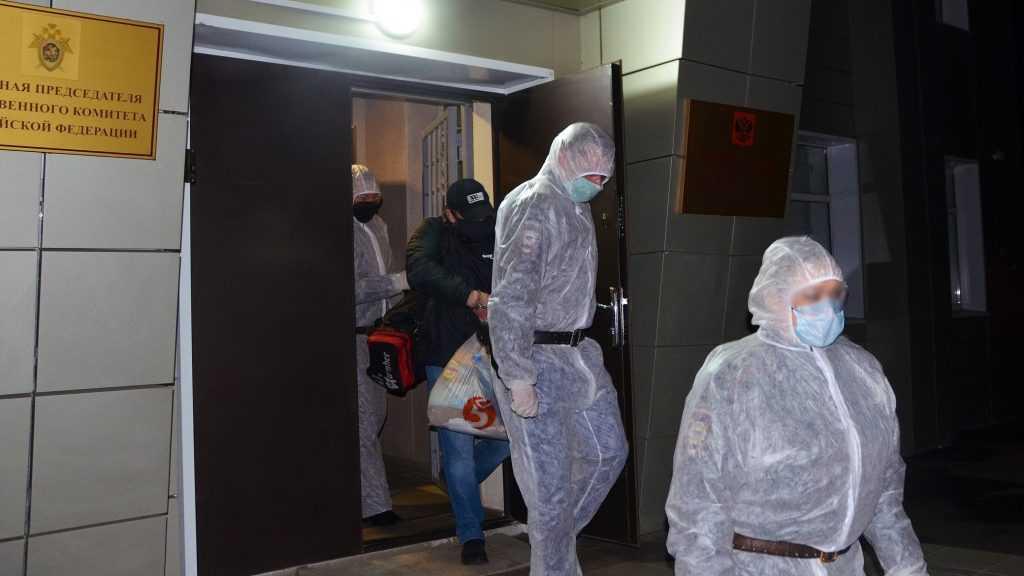 Брянские следователи показали фото задержанного полковника МВД