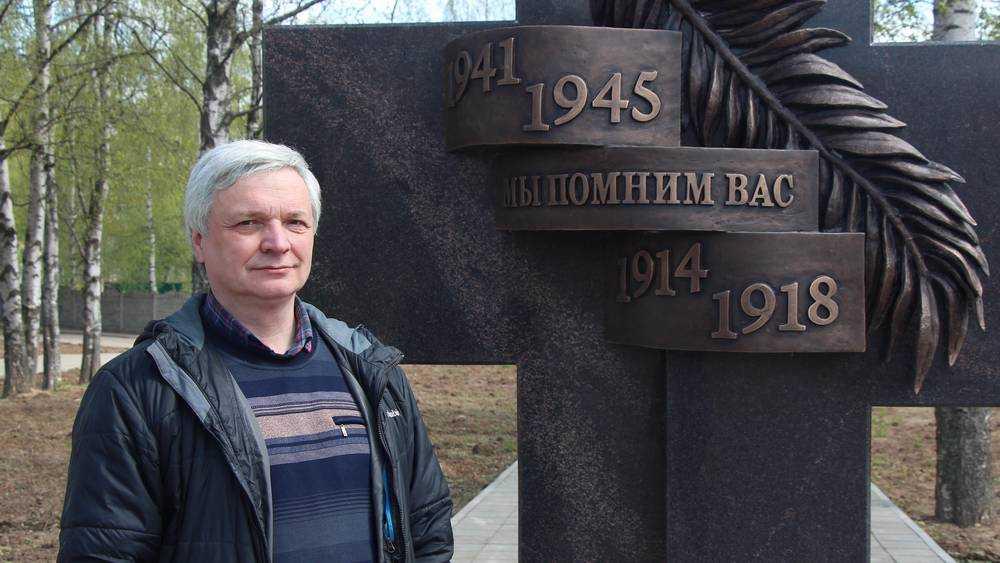 Брянский скульптор Александр Ромашевский создал шедевр печали