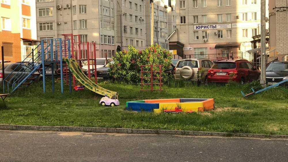 Придомовые объекты благоустройства перейдут в собственность жильцов