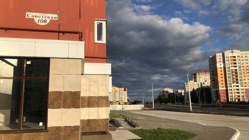 Жители Брянска попросили разрезать Советскую улицу