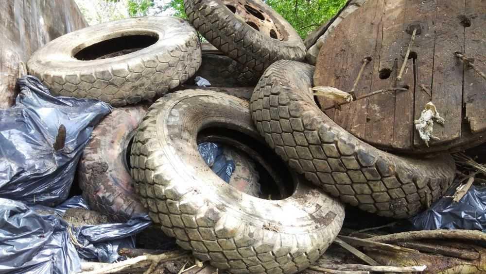 Навлинских дорожников уличили в загрязнении окружающей среды