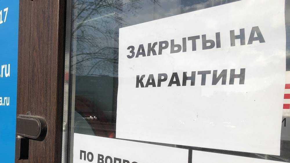 Эпидемия коронавируса резко снизила доходы брянских семей