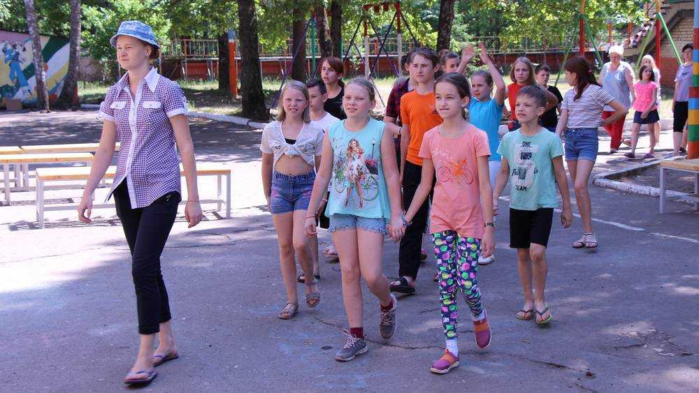 В Брянской области школьные лагеря могут открыть 20 июня