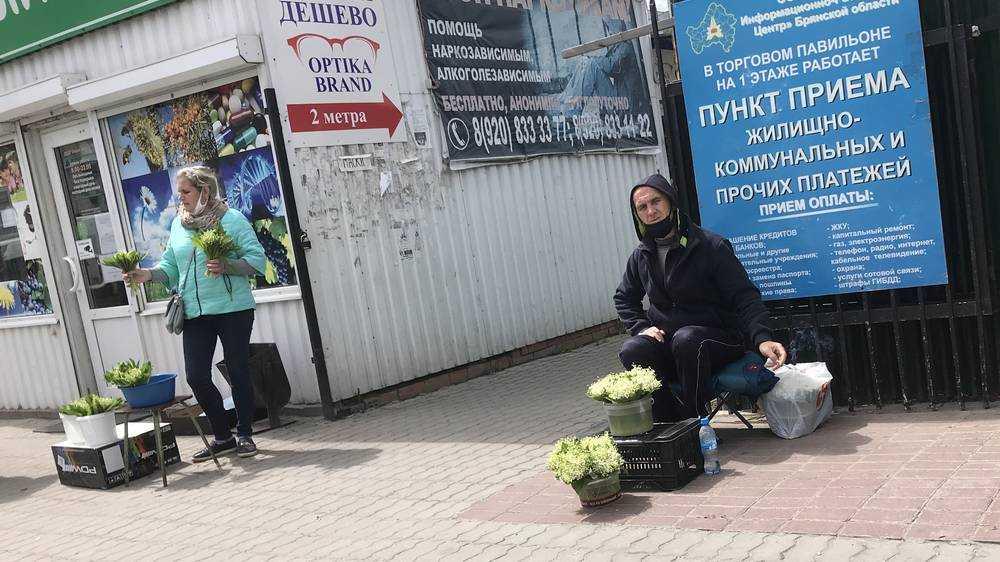 Брянских цыган выдавили с трассы пахнущие конкуренты
