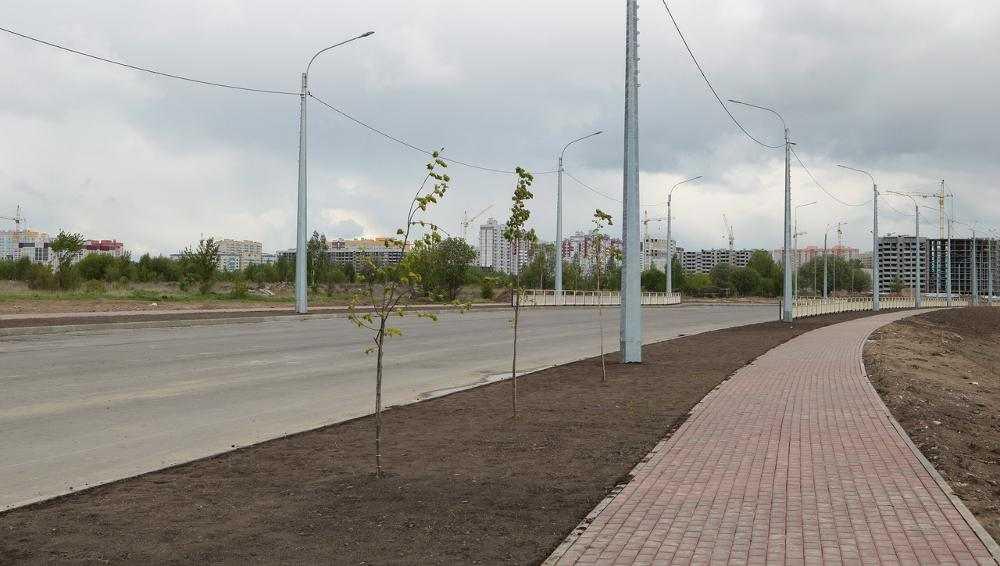 В Брянске дорогу по Советской сдадут раньше графика