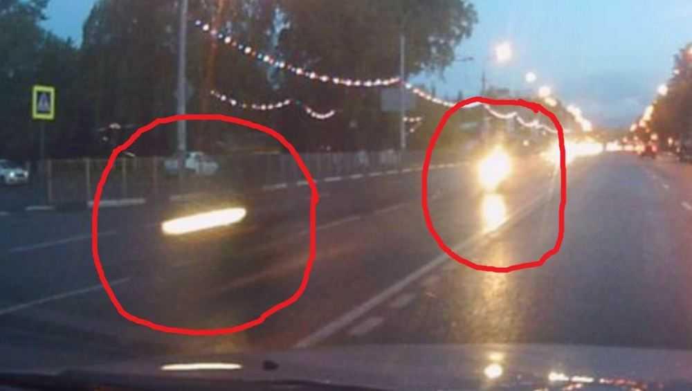 Брянский блогер Виткевич чудом не погубил двоих байкеров