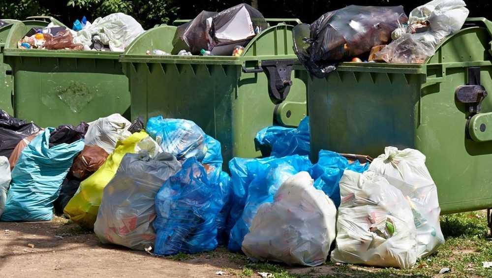 В Брянске забраковали 50 контейнерных площадок для мусора