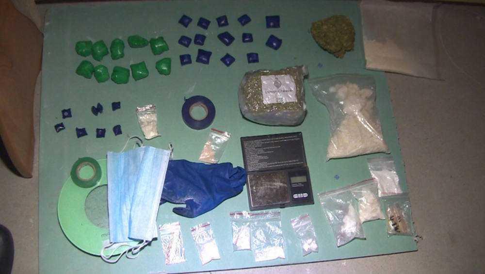 В Брянске задержали крупного наркоторговца