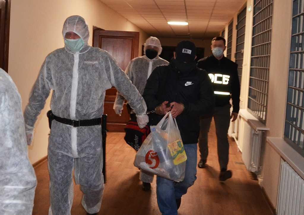 Брянского полковника МВД Артёмова оставили под стражей