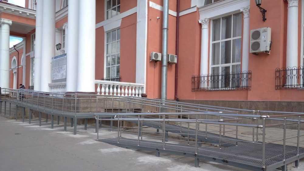Вокзал Брянск-Орловский становится более доступным для маломобильных пассажиров
