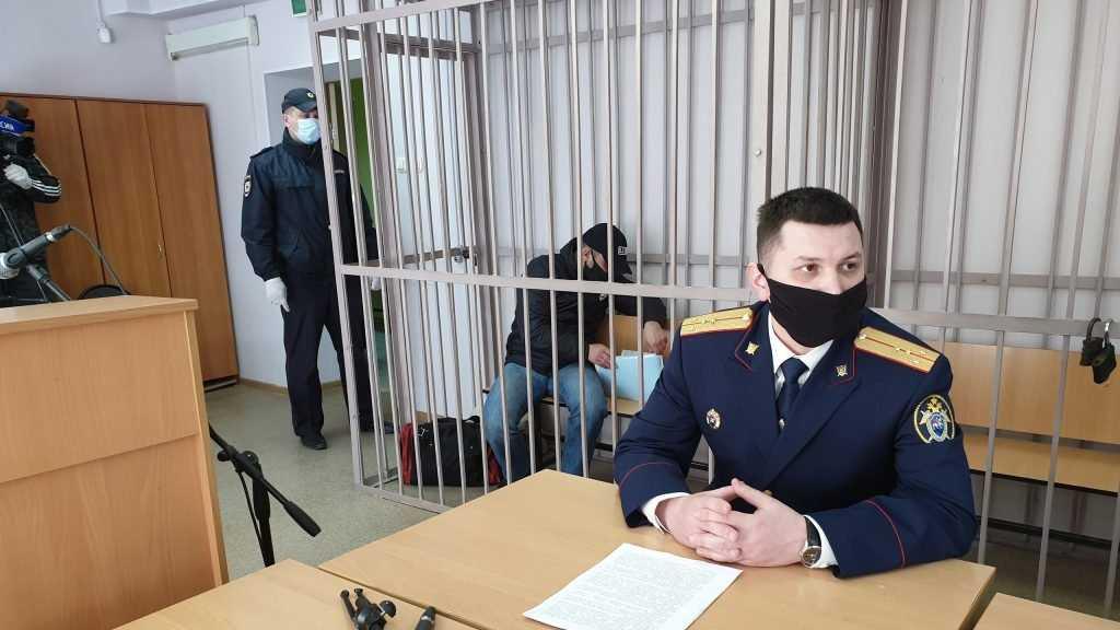 В Брянске взяли под стражу полковника МВД Артёмова