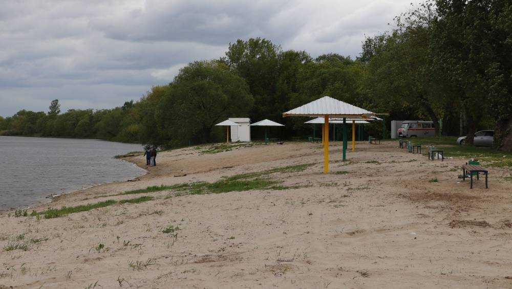 В Брянске решение об открытии пляжей примет Роспотребнадзор