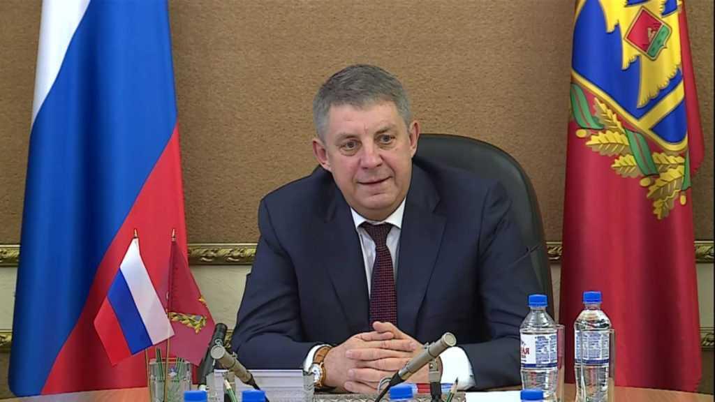 Брянского губернатора Богомаза поздравили Медведев и Мишустин