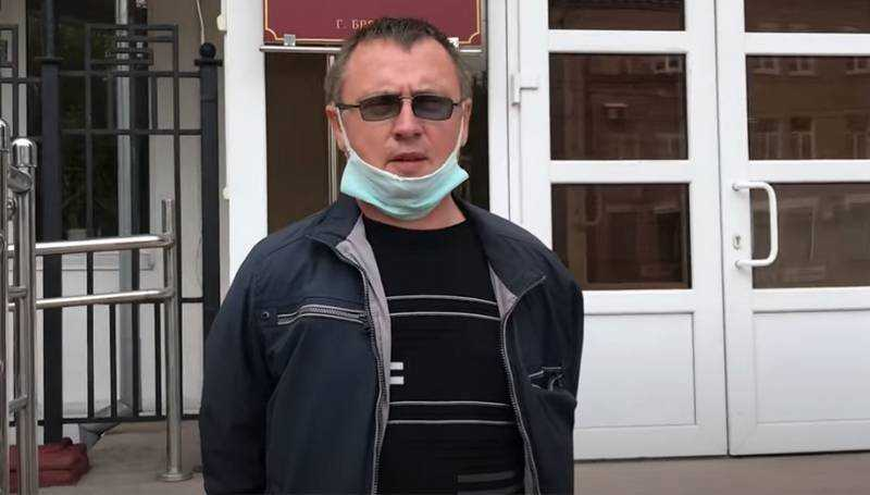 Брянский обвиняемый Коломейцев сообщил о заболевании Видулина