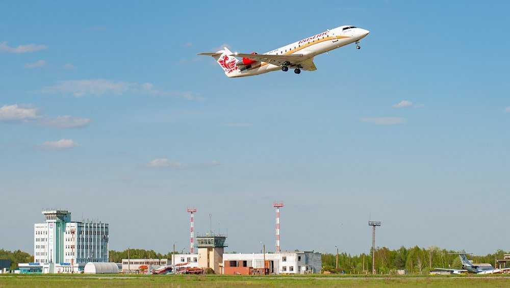 Самолеты из Брянска в Симферополь оказались почти заполнены