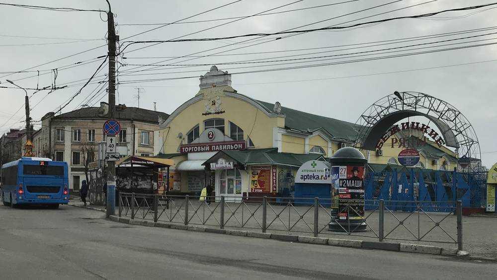 В Брянске киоски возле Бежицкого рынка и «Линии-3» заменят молокоматами
