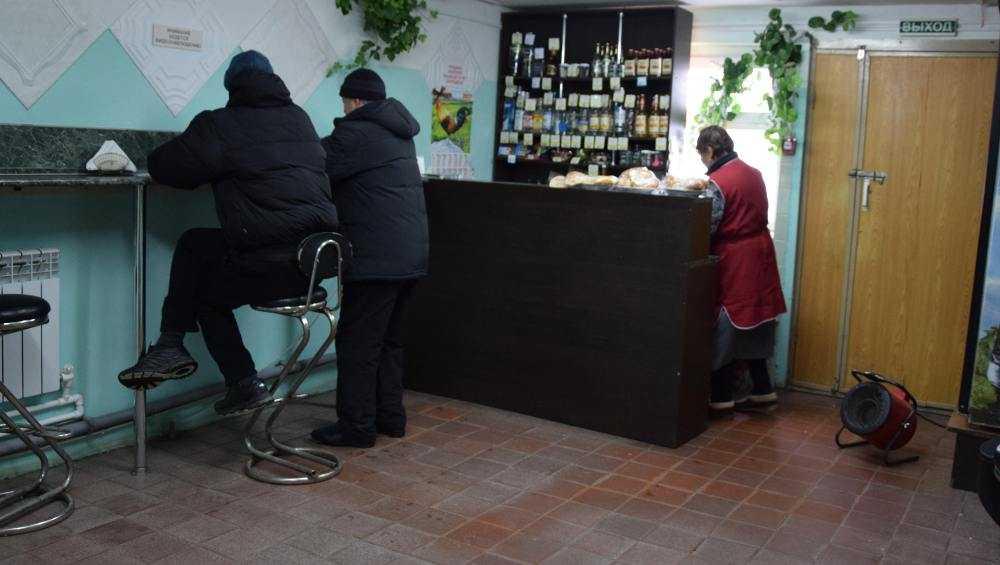 Брянская прокуратура потребовала полного запрета наливаекв домах