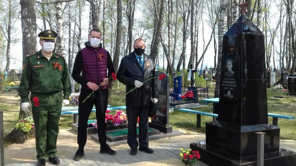 Депутат Клинцовского райсовета от «Единой России» помог отреставрировать памятник