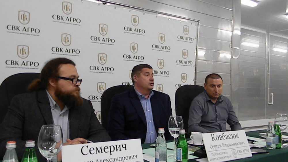 Андрей Семерич: «С кроликами нельзя работать дистанционно из дома»