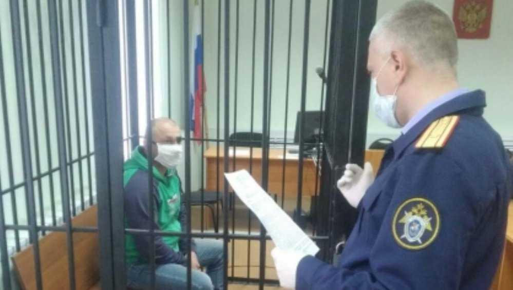 Жителя Севска арестовали за неосторожное убийство мужчины в гараже