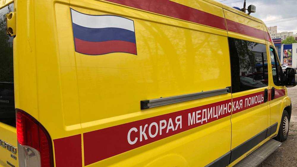 В Клинцовском районе два парня на легковушке врезались в «Газель»