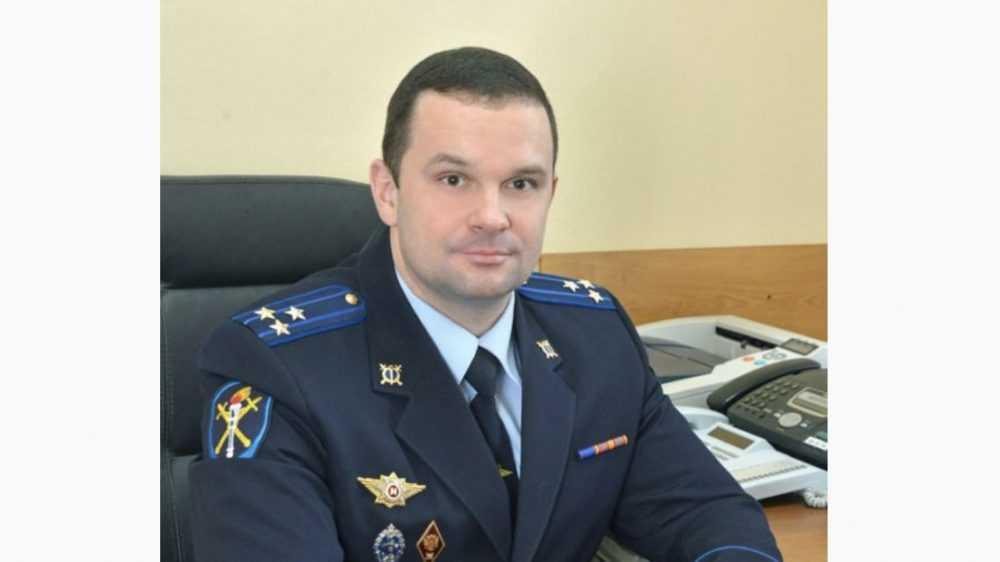 В Брянске задержали полковника юстиции Сергея Артемова