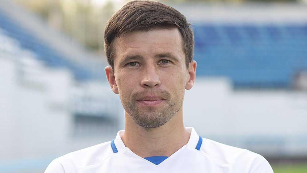 Валерий Сорокин стал лучшим игроком брянского «Динамо» в прошлом сезоне