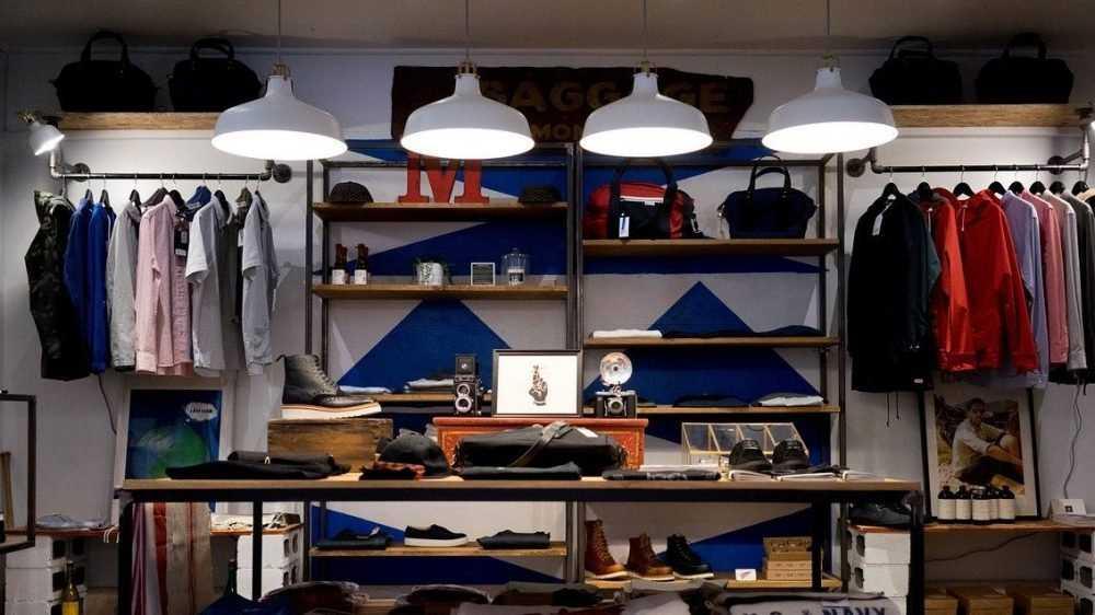 Как открыть свой магазин стоковой одежды