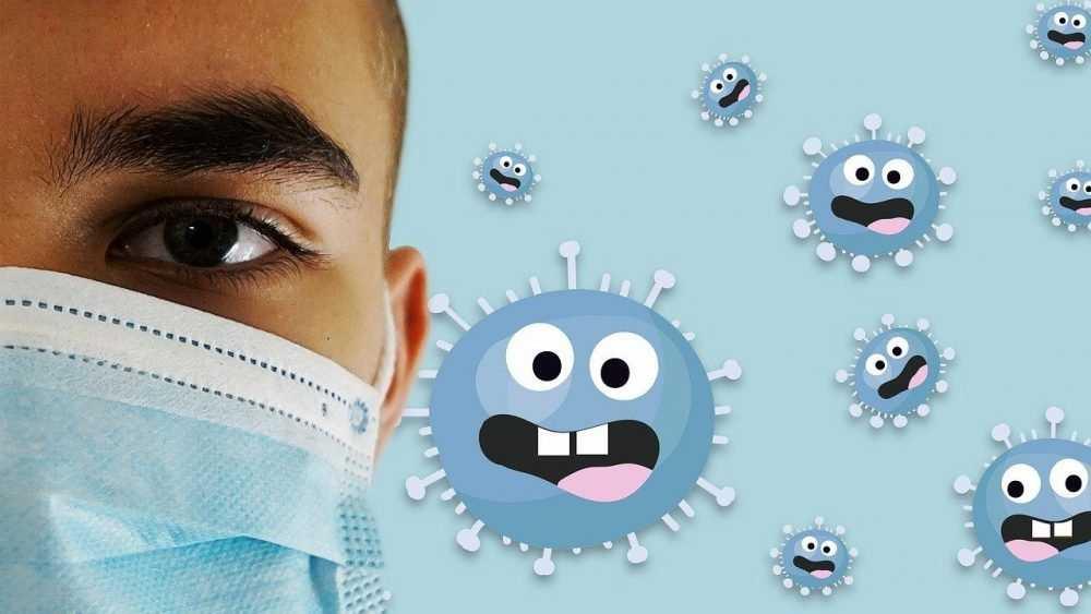 В Брянской области названы районы с новыми случаями коронавируса