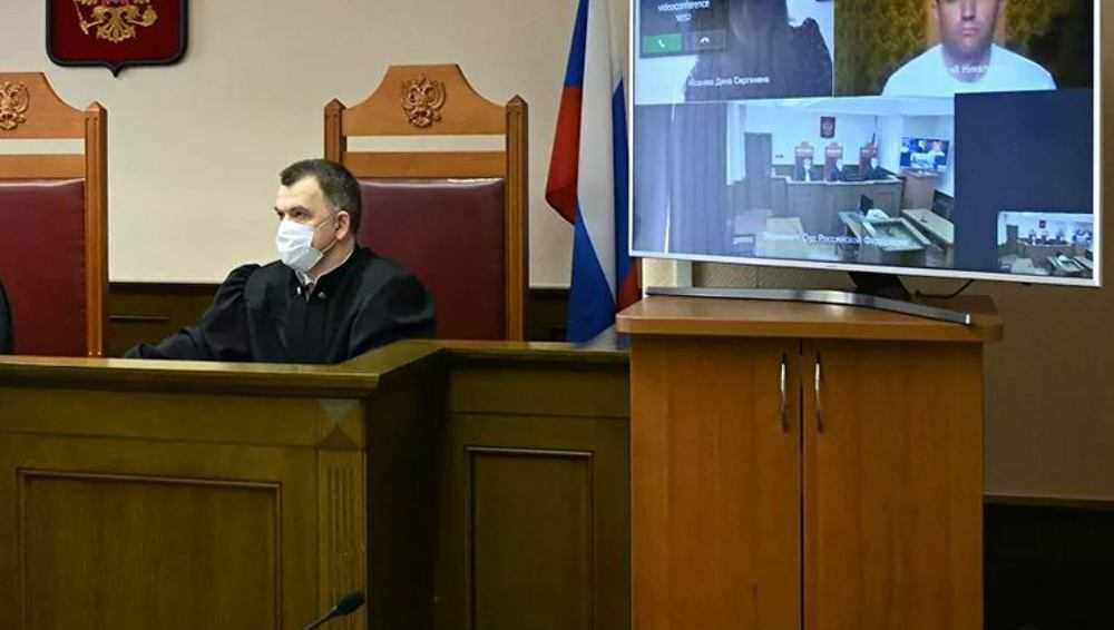 В Брянском областном суде прошло первое заседание в интернете