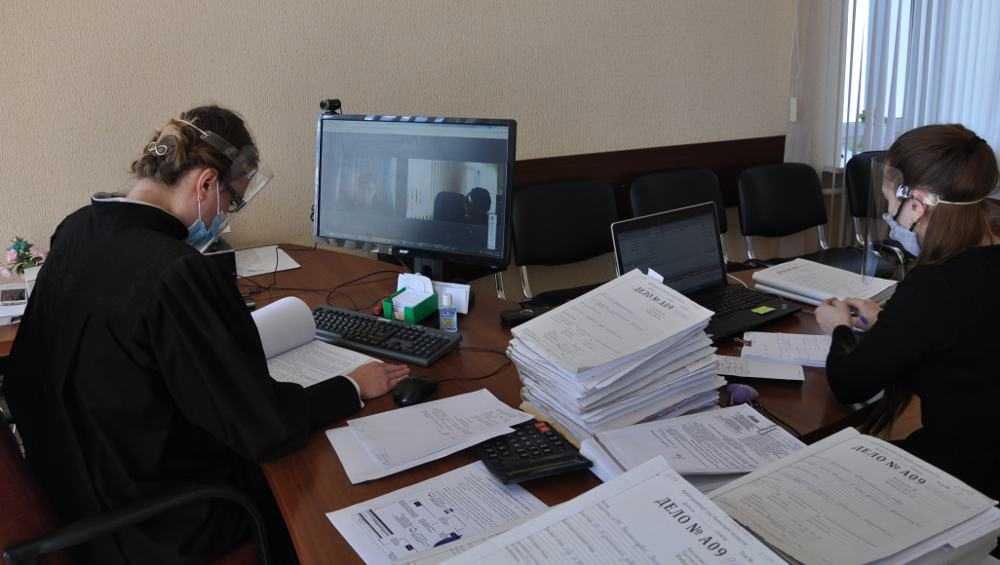 Брянский арбитражный суд впервые провел слушание дела в онлайн-режиме
