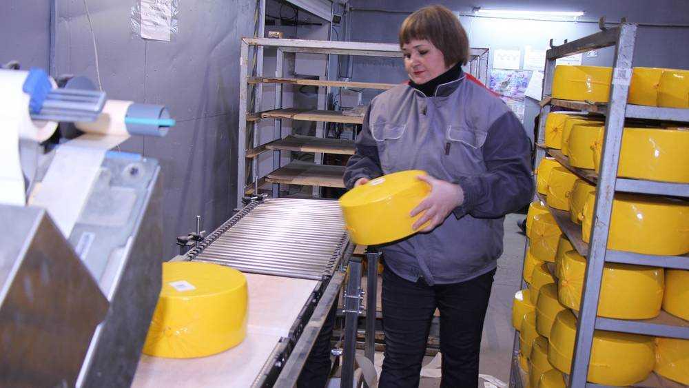 Брянская область резко нарастила производство продуктов